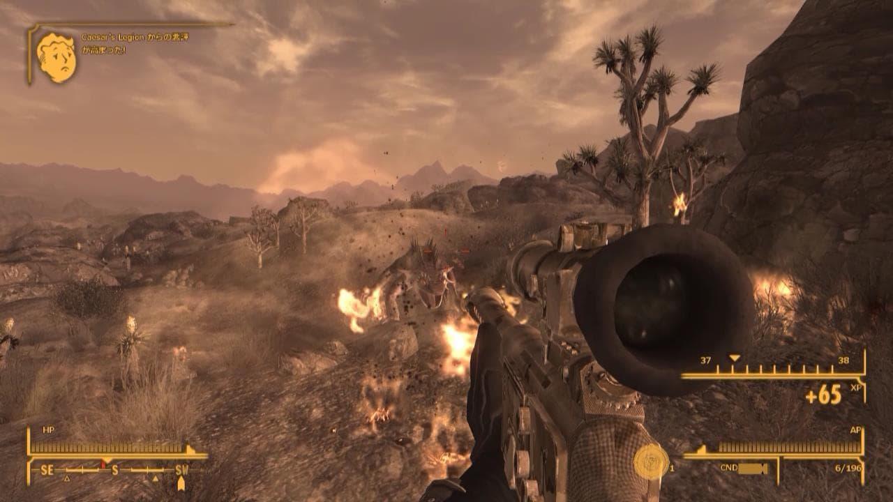 冒険してる感が強くて面白い! Fallout 3とFallout New Vegasの感想とか