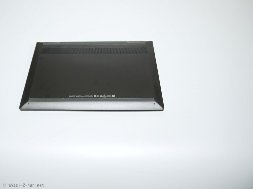 HP ENVY x360 13 BackPanel