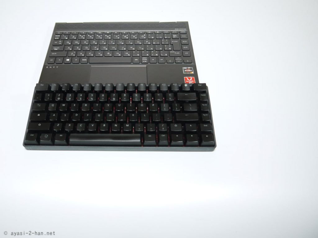 HP ENVY x360 13 JISKeyboard