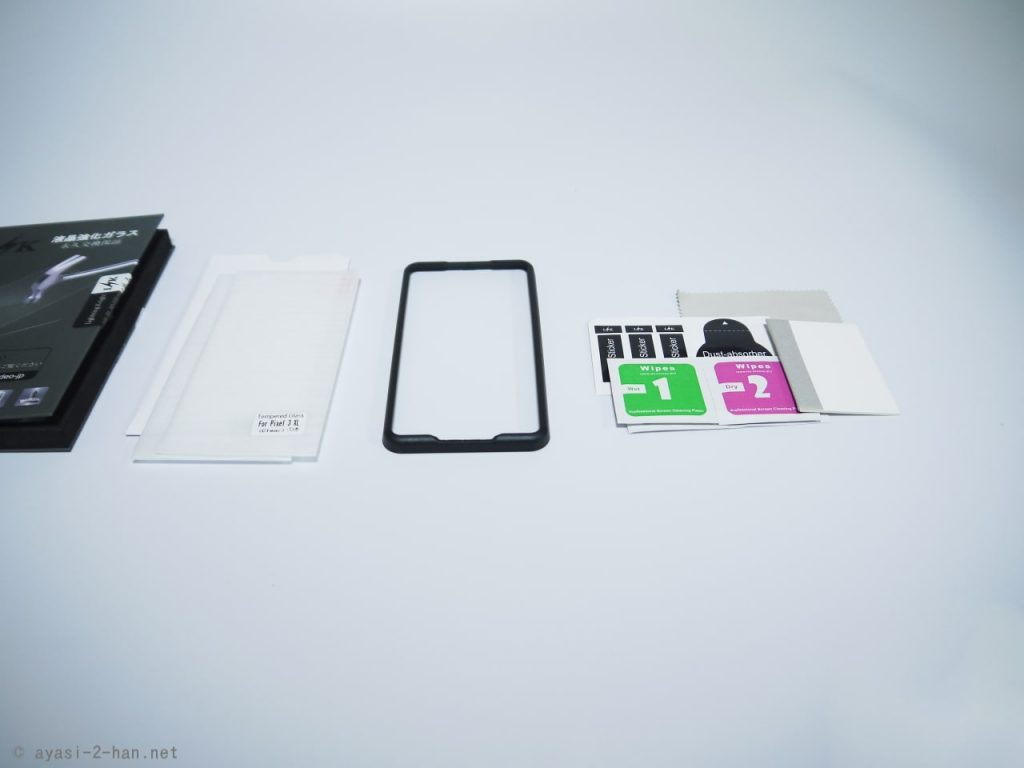 LK_Pixel3XL_ScreenProtectionGlass-Package