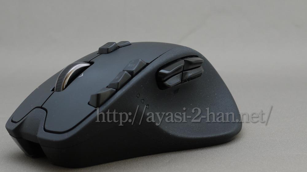 (今さら!)ロジクールの多ボタンマウス G700の感想みたいな