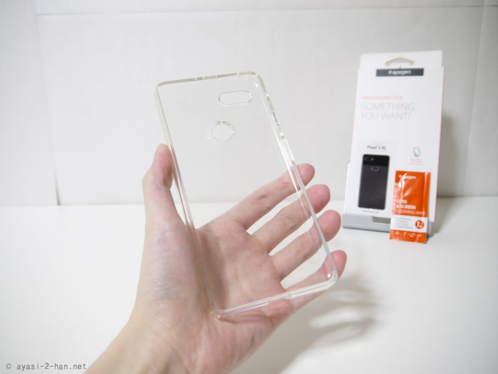 Pixel3XL-LiquidCrystal