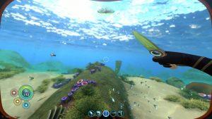 海に支配された星からの脱出を目指すサバイバルクラフトゲーム「Subnautica」(サブノーティカ)が面白い