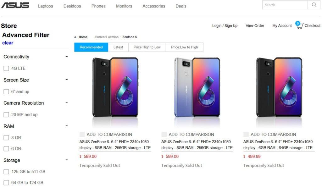ZenFone6GlobalEdition